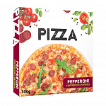 Пицца  VICI Pepperoni 300 г.